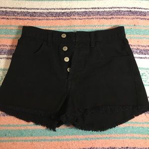 🌸SOLD🌸NWT high waisted brandy Melville shorts